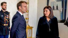 """""""La plus dangereuse"""" : l'entourage d'Emmanuel Macron surveille de près Anne Hidalgo"""