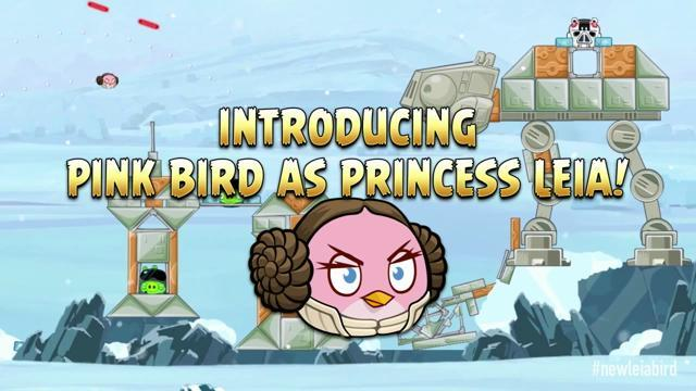 Angry Birds Star Wars - Hoth Episode Trailer