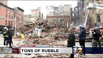 FDNY Sifts Through Rubble, Investigate Cause After East Village Explosion