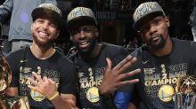 Stephen Curry breaks silence on Draymond-Durant feud