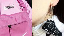 襪子變毛衣、鑰匙圈變耳環!這位 Nike 狂熱女孩究竟還能把 Swoosh 玩出多少花樣?