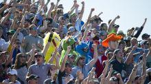 Aust PGA rolls out beach-themed party hole