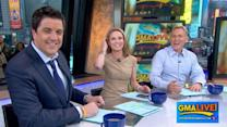 Amy Robach's Rough Week