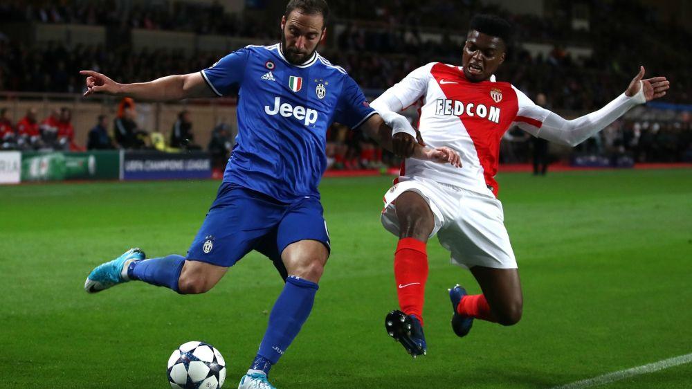 Veja recordes de Higuaín e diferença entre as defesas de Monaco e Juventus