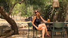 """Luana Piovani sobre noite em Ibiza: """"Tive que apagar duas mensagens que mandei"""""""