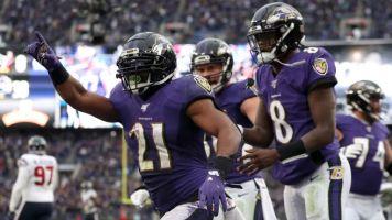 Ravens trotzen historischem Hopkins mit Offensiv-Gala