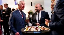 The reason Prince Charles didn't eat on MasterChef