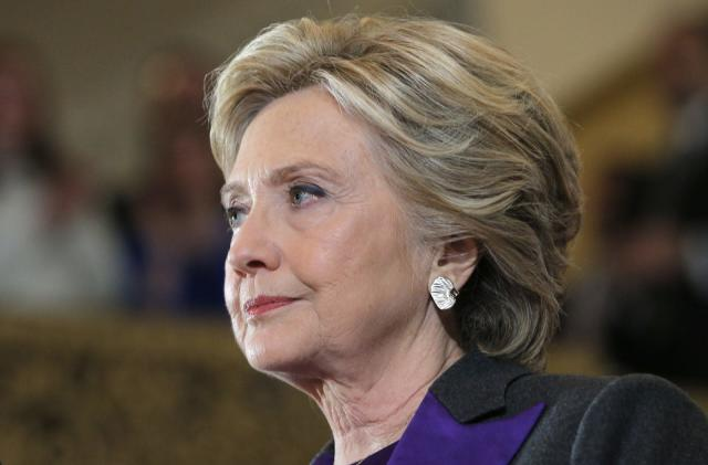 Clinton urges supporters to speak outside secret Facebook groups