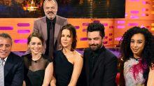 The Graham Norton Show: Trickster Goddess Kate; Emilia Clarke fangirls over Matt Le Blanc