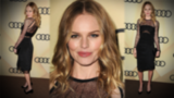 Kate Bosworth Proves an LBD Is All About the Details