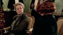Maggie Smith signs up for Downton Abbey movie