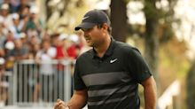 Watch: Patrick Reed one-hops in an ace on No. 7 at Winged Foot