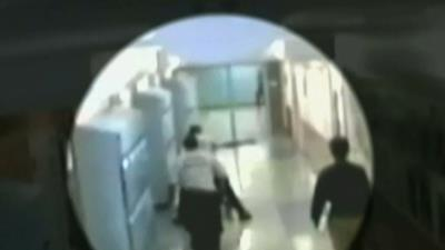 Ca. School Guard Fired in Taped Assault