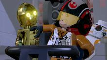 Poe Dameron in the Spotlight in Zany New 'Lego: The Force Awakens' Clip (Exclusive)
