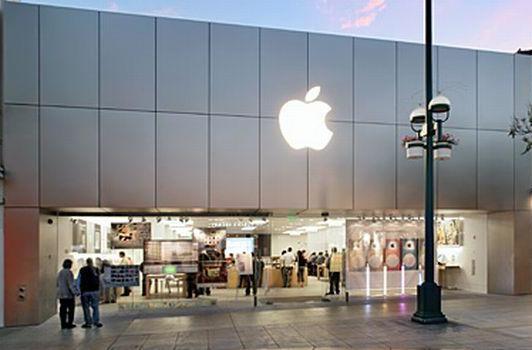 Burglars going after LA Apple Store customers