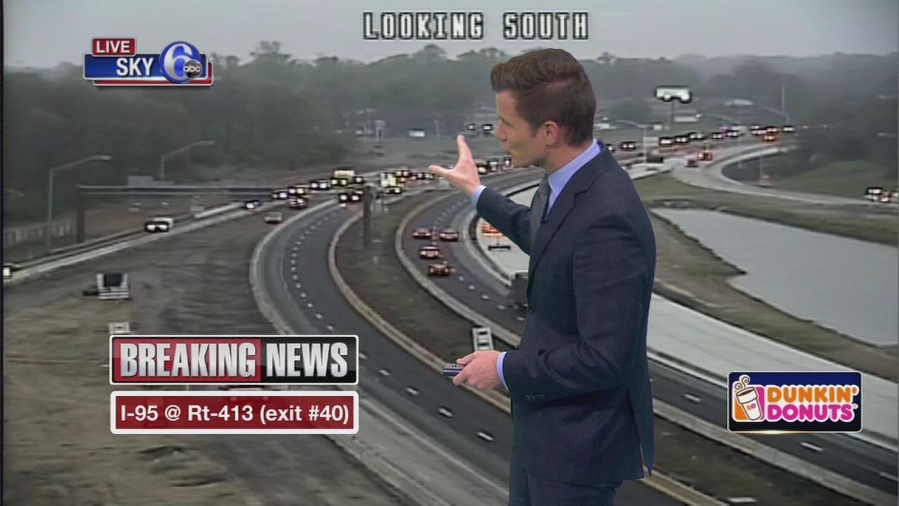 I-95 northbound back open after fatal crash in Bristol