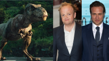 Jurassic World 2 adds Brits Toby Jones and Rafe Spall