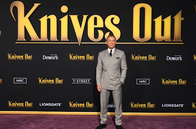 Netflix pays a reported $450 million for two 'Knives Out' sequels