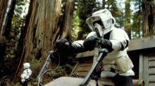 Star Wars: Han Solo spin-off unveils new Scout Trooper