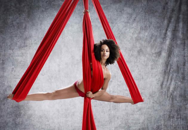 Got to Dance: Pole-Tänzerin Ate nach Nackt-Training eine