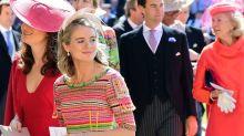 Cressida Bonas Was Worried About The Royal Wedding