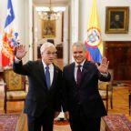 Latam critics of Venezuela's Maduro meet in Chile; try to launch regional bloc