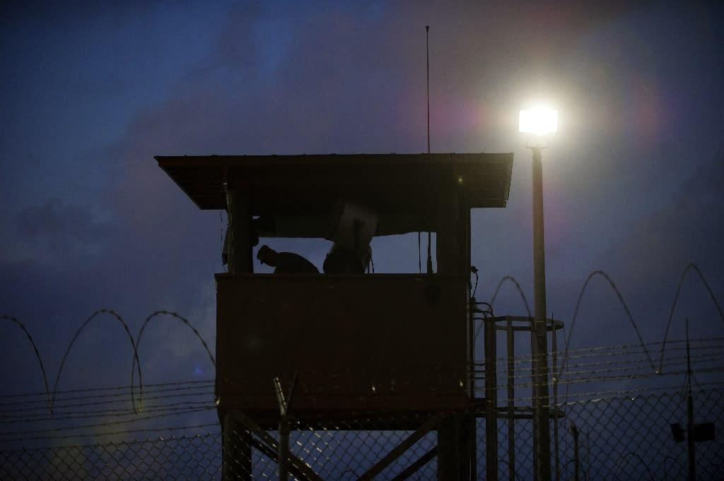 Despite failing to close Guantanamo, US President Barack Obama massively reduced the prison population (AFP Photo/PAUL J. RICHARDS)