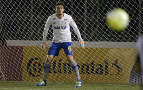 Titular novamente, Rafael projeta sequência no Cruzeiro