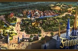 iPads aid Disney's Imagineers in expansion of Magic Kingdom