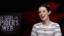 Claire Foy cut sex scenes from 'Dragon Tattoo' sequel 'The Girl In The Spider's Web' (exclusive)