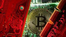 Bitcoin steadies, but on track to close out the week in the red