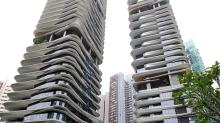 Overseas buyers snapping up units at new luxury condos