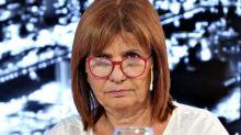 """Banderazo contra el gobierno. Patricia Bullrich sobre el tuit de Agustín Rossi: """"Nosotros no tenemos la palabra fácil del insulto en la punta de la boca"""""""