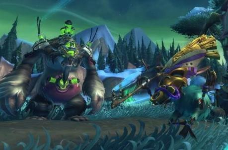 WildStar previews the zones of the Strain drop