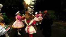 Noël dans les coulisses du parc Disney