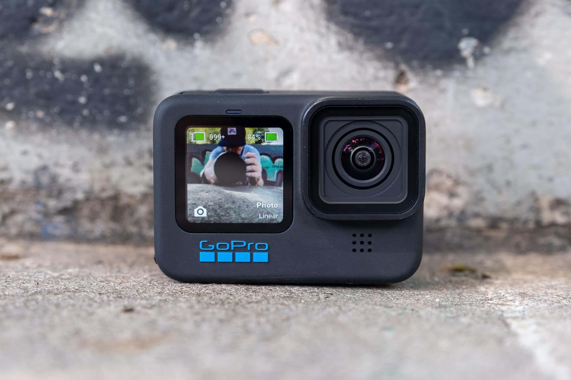GoPro Hero 10 review.