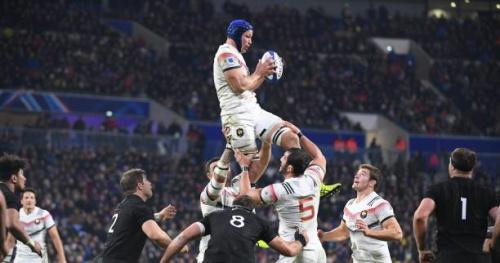 Rugby - Bleus - Wenceslas Lauret : «La tête haute»