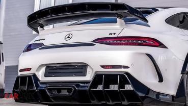 高顏值惡漢!Mercedes AMG GT63高兇性「GT Diamant」套件