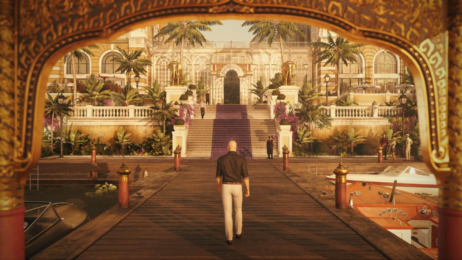 Hitman Episode 4 Bangkok Review Io Interactive S Tropical Hotel