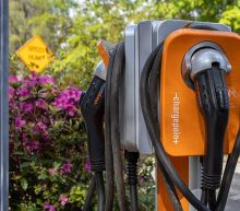 ChargePoint Stock Rallies As EV Charger Teams Up With Luxury Automaker