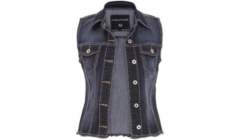 maurices Denim Vest $29