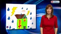 Margaret's Weather Picture for Jan. 14