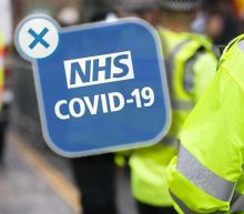 Coronavirus: Police to be told they can use NHS Covid-19 app