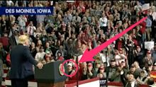 The 17-year-old suspect in the shooting at Kenosha protests sat front row at a Trump rally in January