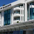 Marriott posts big profit beat, sees business travel picking up