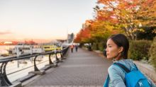 Commuting to work through nature could boost your mental health