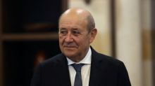 France's Le Drian in crisis-hit Lebanon to urge reforms