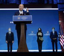 Analysis: Biden prioritizes experience with Cabinet picks