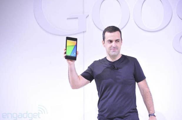 Google announces thinner, lighter Nexus 7 with higher-res screen, arrives July 30th for $230
