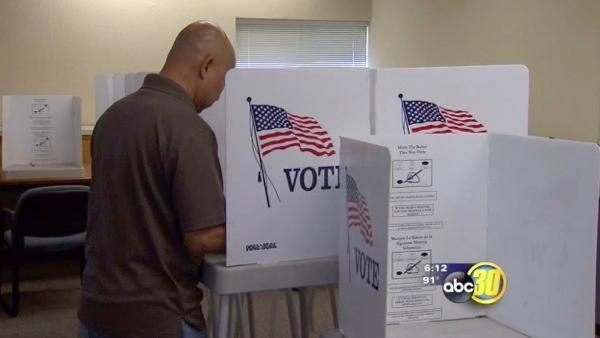 Election office reports slow Measure G turnout